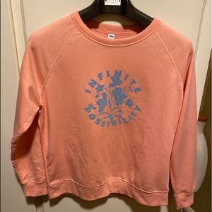 Old Navy Infinite Possibilities Sweater new